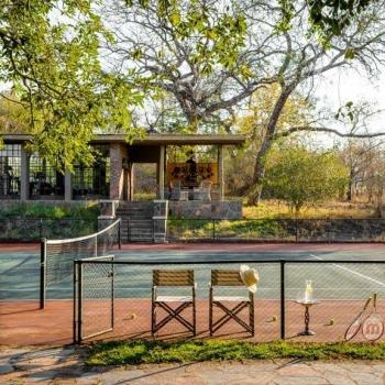 Singita Castleton Accommodation Activities Tennis