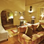 Mala Mala Game Reserve Sable Camp Luxury Suite Lounge