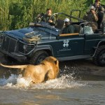 Londolozi Game Reserve Land Rover