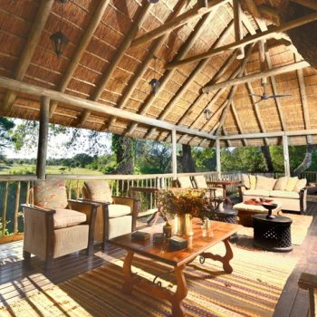 Sabi Sabi Selati Camp Accommodation Deck