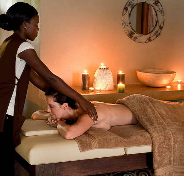 Arathusa Safari Lodge Spa Massage