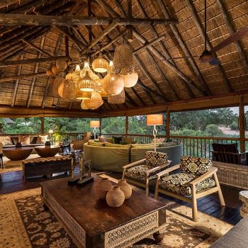 Sabi Sabi Bush Lodge Guest Relaxation