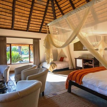 Sabi Sands Private Game Reserve 4 Star Accommodation Bedroom