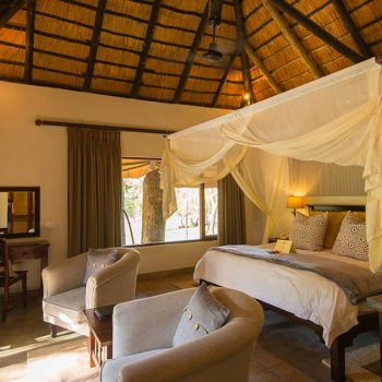 Sabi Sands Private Game Reserve 4 Star Accommodation Family Chalet