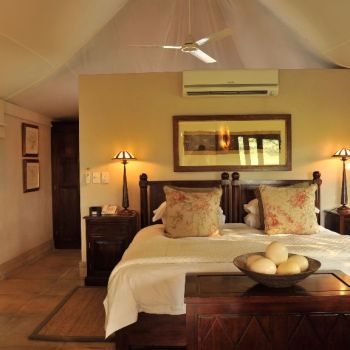 Savanna Private Game Lodge Executive Suite
