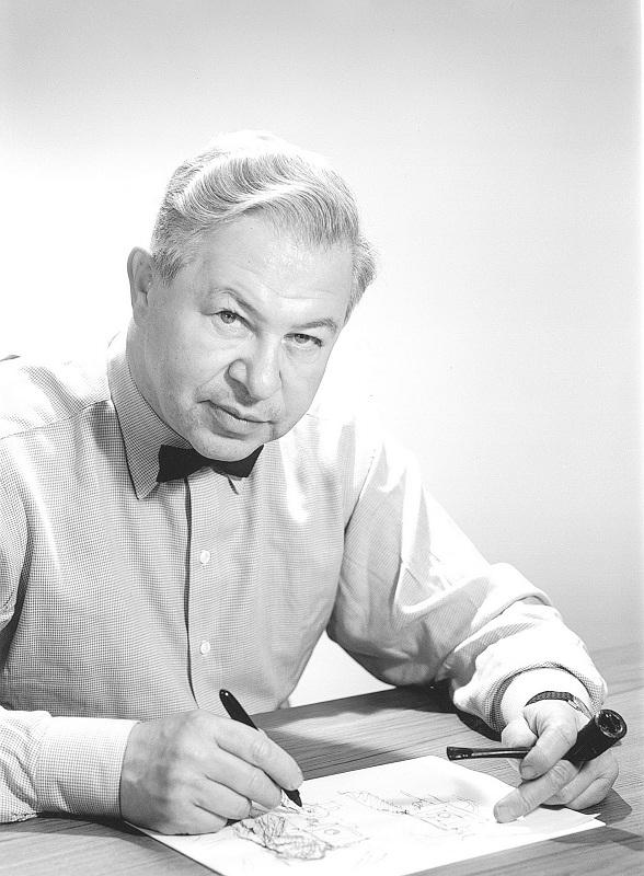 Arne Jacobsen Legendary Danish Designer Amp Architect