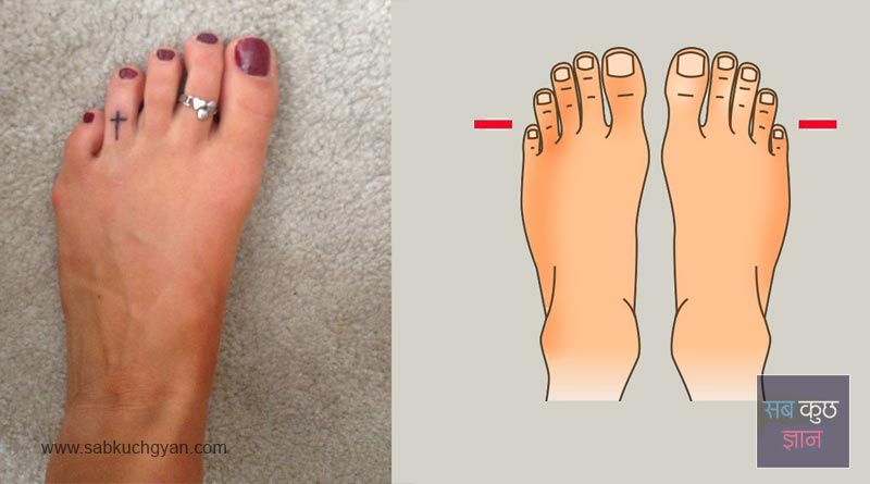 feet personality, how to feet personality, know your feet