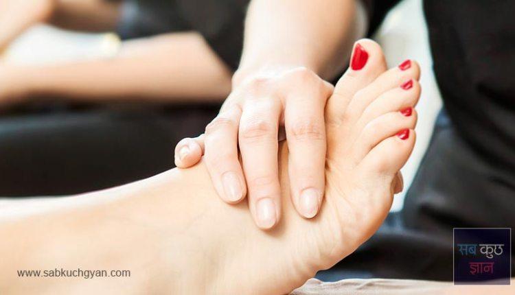 pedicure, treatment, home remedy