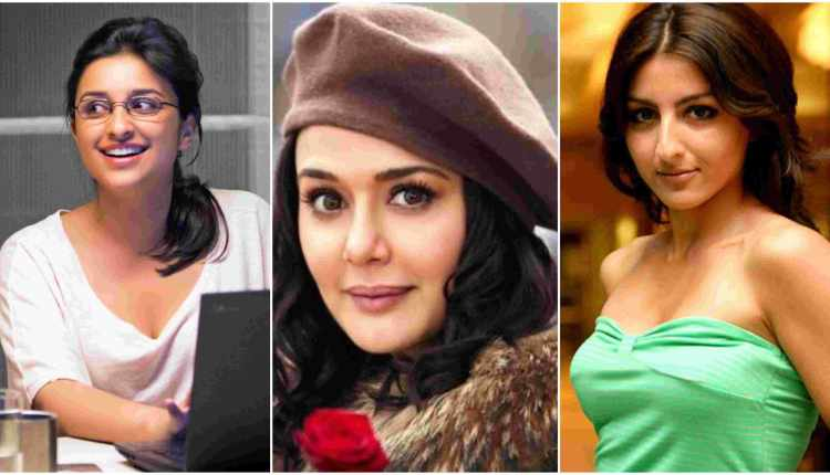 This is Bollywood's 3 most educated actresses, number 3 is shocking (1)