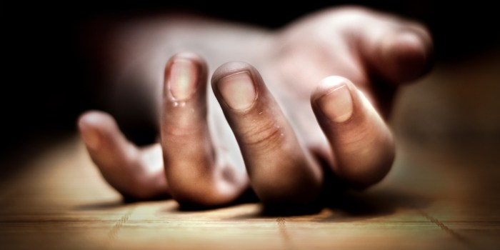 OMG !! In this mysterious incident, the dead woman gave birth to ten days