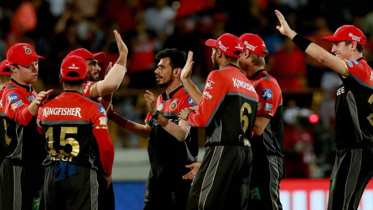Bangalore's 10-wicket win over Punjab in 48th match of IPL 2018 match results scoreboard point table today