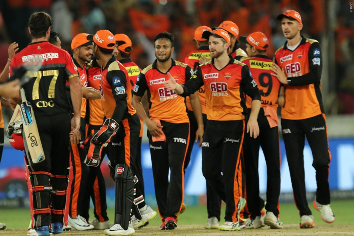 IPL 2018 Sunrisers Hyderabad beat Royal Challengers Bangalore by 5 runs, see who goes there (1)