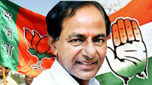 Congress and BJP disturbed by assembly elections in Telangana (2)