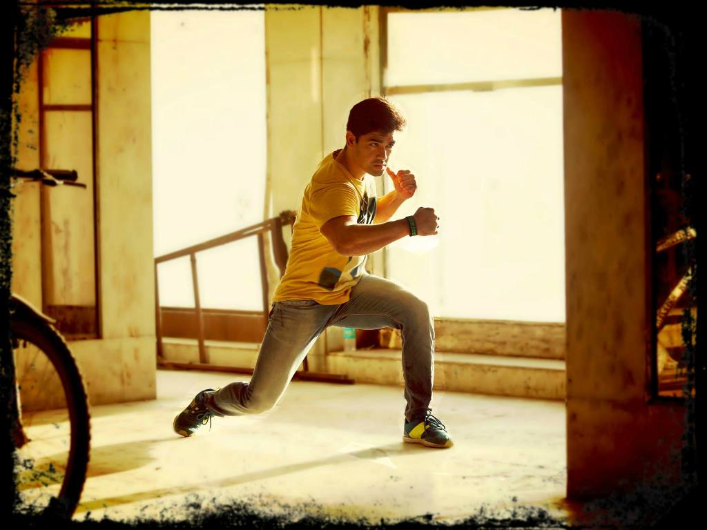 Prateek Parmar has another feather in the cap with 'Suryansh' Gujarati Film (2)