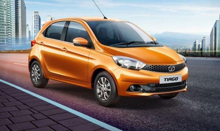 Crossover Tiago Car