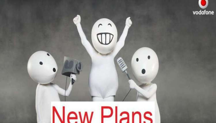 Vodafone Plans