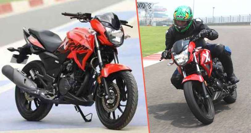 Hero company launch hero-xtreme-200r - The Strength That Leads to Heart (1)