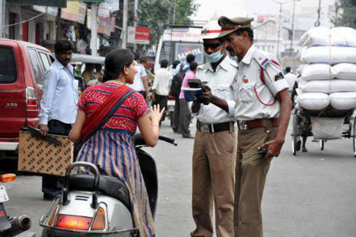 Traffic Rules changes in india