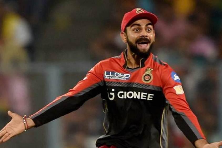 IPL Player Virat Kohli