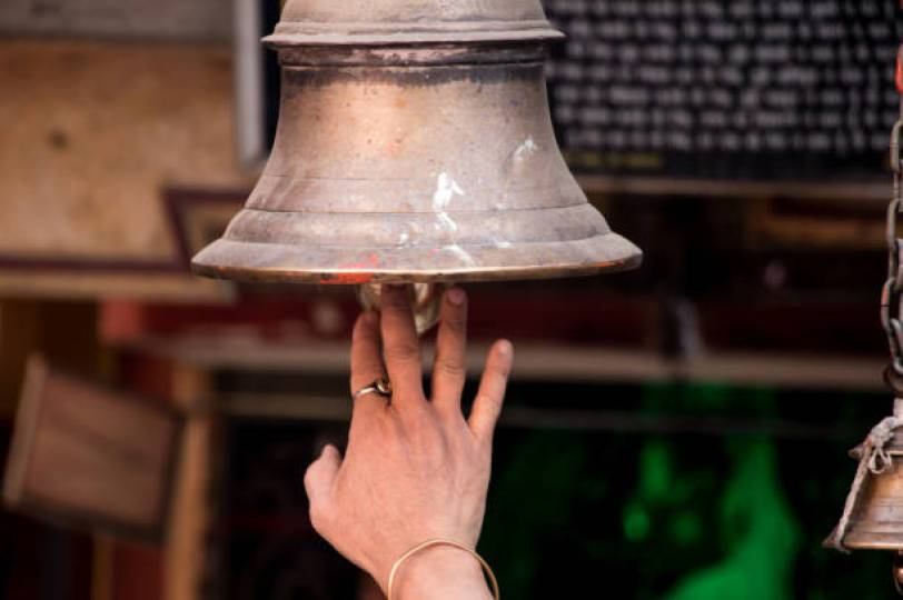 Know the secret and reason behind ringing the temple - Sabkuchgyan