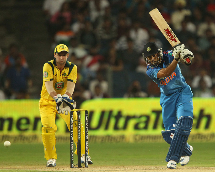 The 4th of the ODI batsmen will come in the three-match ODI series from January 12