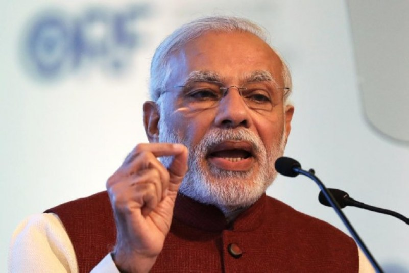 Get the chance to win millions of rupees in the hands of Prime Minister Narendra Modi - just click on one click