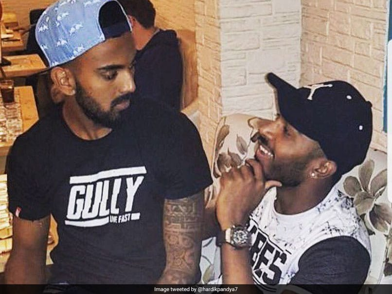 Good news - Hardik Pandya and KL Rahul will be able to play again