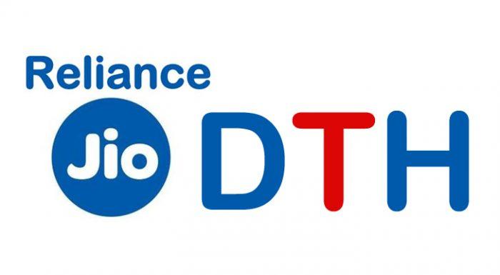 JIO DTH service