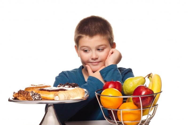 How to treat obesity in children's childhood