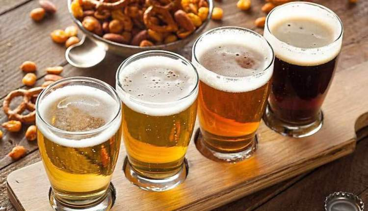 If you drink beer, then be sure to drink beer soon.