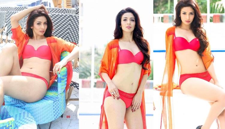 Malaika Arora's hot duplicate model is making the logo crazy on the internet
