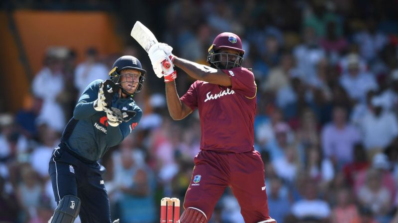 WIVSENG Chris Gayle created a new world record broken Pakistani cricketer Afridi's record