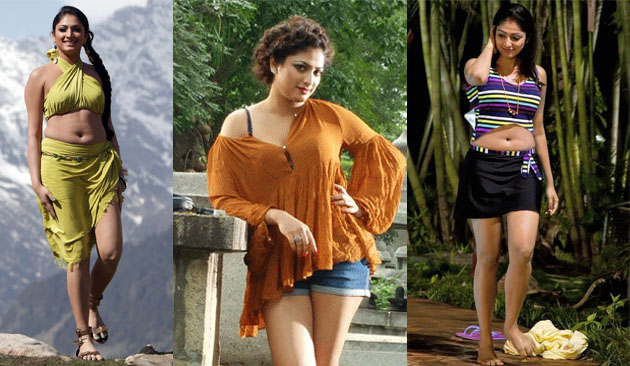 The 27 year old beautiful and hot South Cinema actress is getting addicted to the body of the whole world
