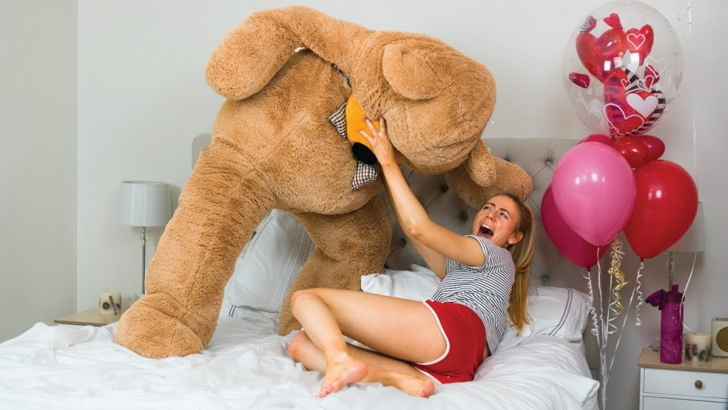 Valentine Day Give Teddy Day to your partner this color teddy bear, know the meaning of 9 colors (5)