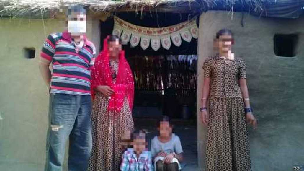 Because of tradition, this village of Gujarat is put on prostitution at the age of 13