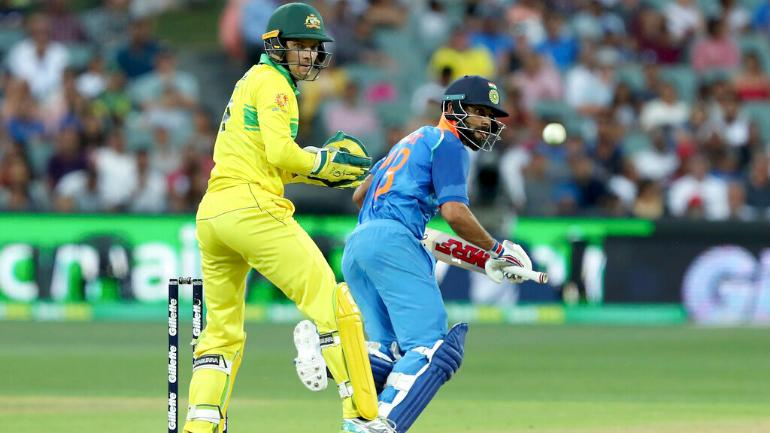INDVAUS2019 In the third ODI match, Dhawan can be picked out and the team can be selected.
