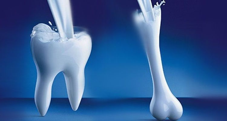 Calcium deficiency not only weakens the bones but also affects other organs.