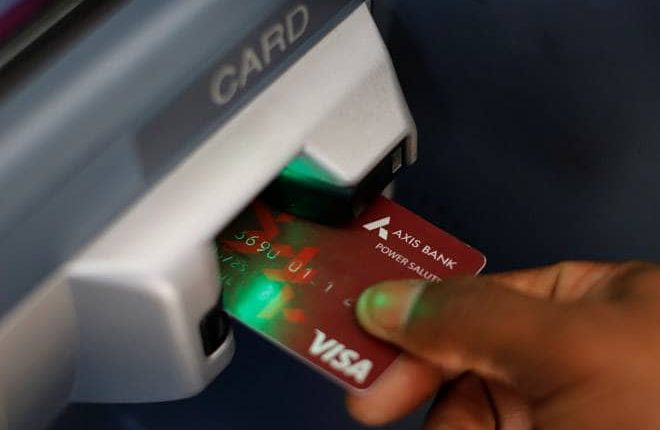 Once the benefits of getting an ATM will never go bank