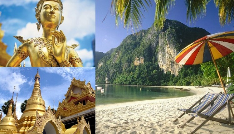 Three beautiful places in Asia, where traveling is extremely cheap