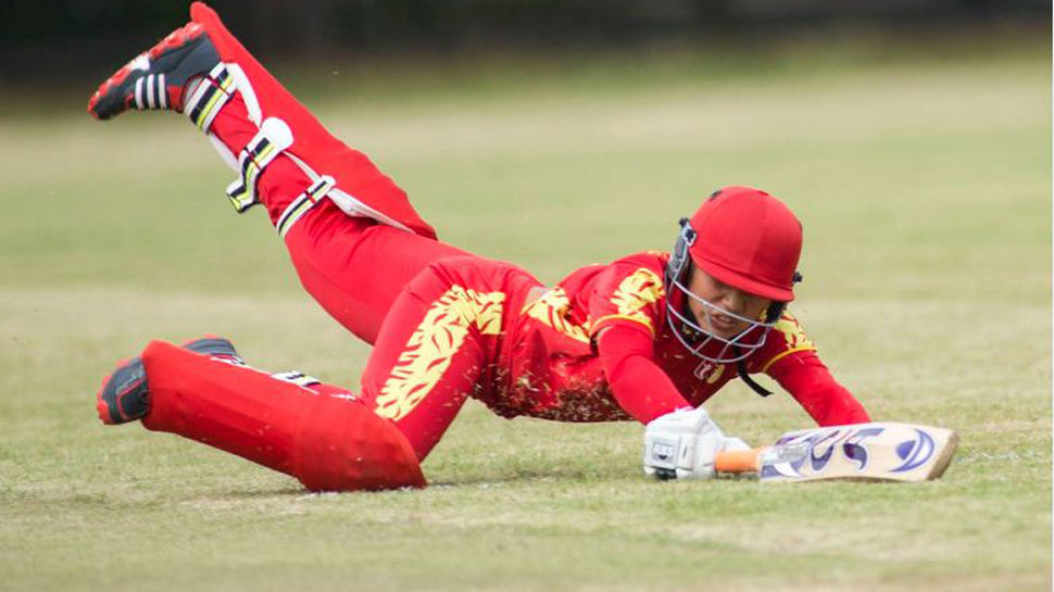 What is the reason why the Chinese people are not interested in playing cricket due to which