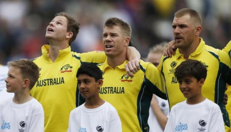 Australia and Australia match two videos on the social media, viral, suspicion of ball tempering