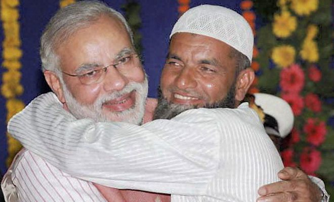 Modi Government's big gift to Muslims on Eid