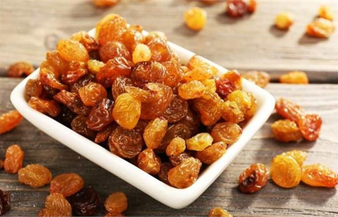 Why is it important for the people to go for raisin water ... its benefits