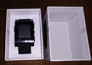 Inside Pebble Box