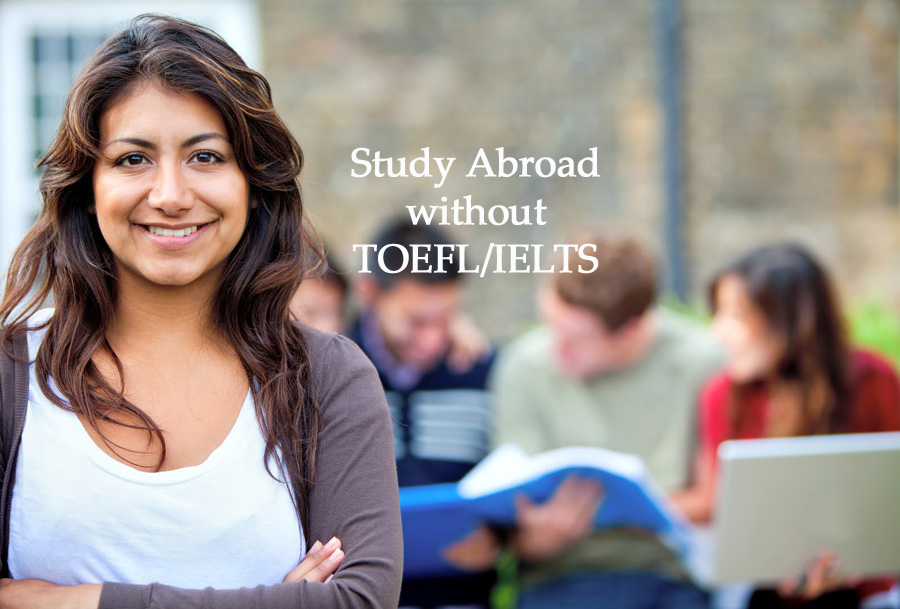 List of IELTS Not Required Countries