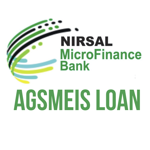 NIRSAL Microfinance Bank AGSMEIS Loan Application Form Portal - www.nirsalmfb.caderp.com