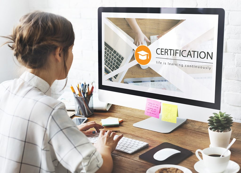 Free Government Certifications Online