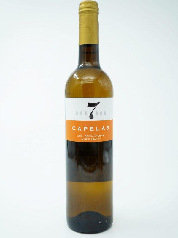 7 Capelas Vinho Branco 750ml Entre Vinhas Colheita Selecionada 2018