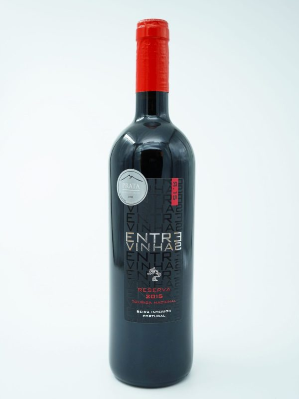 Vinho Tinto 750ml Entre Vinhas Reserva 2015