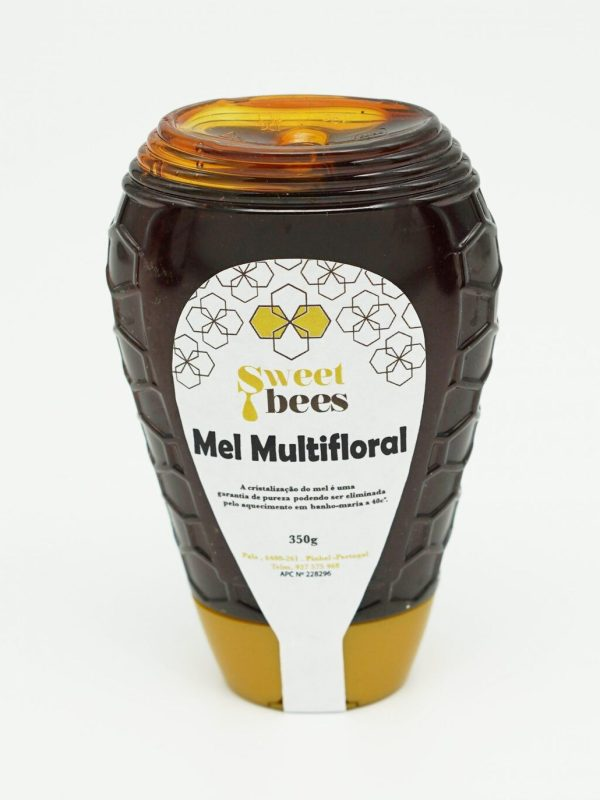 Top Down Multifloral Escuro 500g Sweet Bees